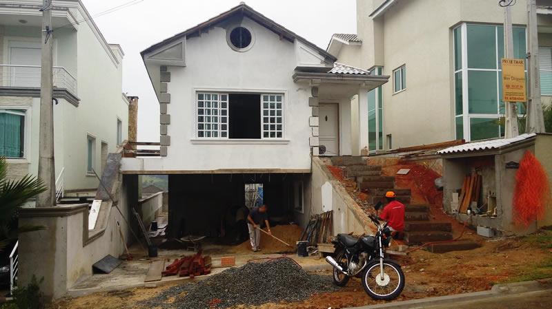 Foto da obra Casa do Itamar Q10 L35 – Aruã Brisas 1