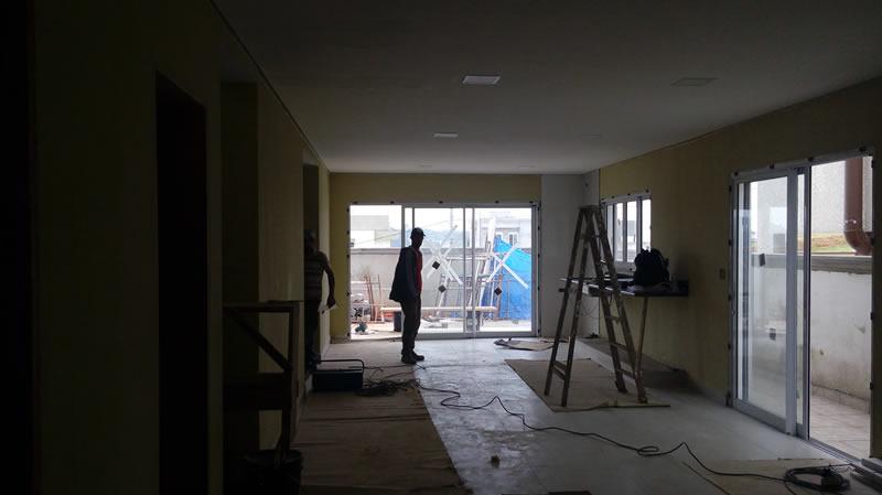 Foto da obra Casa do Itamar Q10 L35 – Aruã Brisas 3